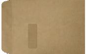9 x 12 Open End Window Envelopes