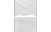 #56 Mini Window Envelope