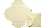 6 1/4 x 6 1/4 Petal Invitations Envelopes