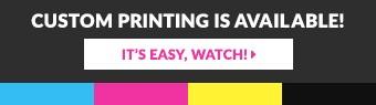 Custom Printing for Envelopes and Stationery