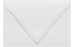 A1 Contour Flap Envelopes White - 100% Recycled