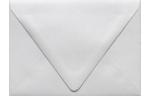 A6 Contour Flap Envelopes Crystal Metallic