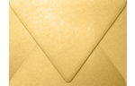 A7 - (5 1/4 x 7 1/4) Gold Metallic