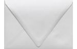 A7 Contour Flap Envelopes Crystal Metallic