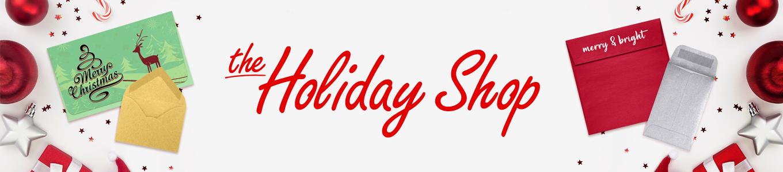 Holiday Shop | Envelopes.com
