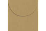 Grocery Bag 2x2 Coin Envelopes