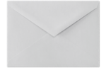 4 BAR Envelopes 100% Cotton - Gray