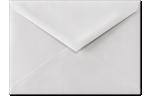 4 BAR Envelopes White Linen