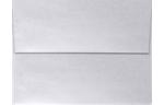 A6 Invitation Envelopes Silver Metallic