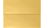 A7 Invitation Envelopes Gold Metallic