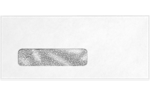 #8 5/8 Window Envelopes White w/Security Tint