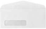 #8 5/8 Window Envelopes 24lb. Bright White