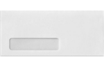 #10 - (4 1/8 x 9 1/2) White w/ Peel & Seel®