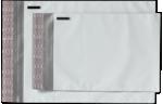 6 x 9 Plastic Mailers White Plastic