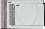 12 x 15 1/2 Plastic Mailers White Plastic