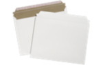 9 1/2 x 12 1/2 Paperboard Mailers White Paperboard