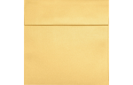 3 1/4 x 3 1/4 Square Envelopes Gold Metallic