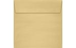 3 1/4 x 3 1/4 Square Envelopes Blonde Metallic