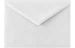 5 1/2 BAR Envelopes 70lb. Bright White