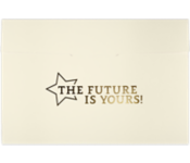 6 1/2 x 9 1/2 Future Is Yours Certificate Holders