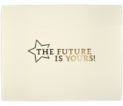 9 1/2 x 12 Future Is Yours Certificate Holders
