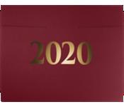 9 1/2 x 12 2020 Certificate Holders