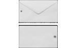 #63 Mini Envelope with Grommet White