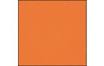 6 1/4 x 6 1/4 Petals Top Layer Card Mandarin