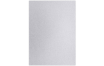 A7 Middle Layer Card Silver Metallic
