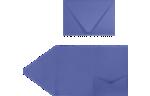 A7 Pocket Invitations Boardwalk Blue