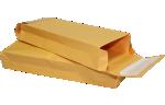 5 x 11 x 2 Expansion Envelopes 40lb. Brown Kraft