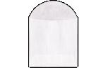 2 1/8 x 2 1/8 Open End Envelopes 30lb. Glassine