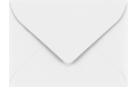 #17 Mini Envelopes 70lb. Bright White