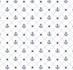 A7 Drop-In Envelope Liners (6 15/16 x 6 5/8) Anchors Aweigh