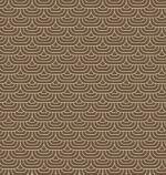 A7 Drop-In Envelope Liners (6 15/16 x 6 5/8) Brown Waves