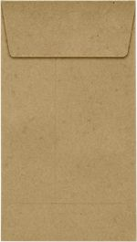 #5 1/2 Coin Envelopes (3 1/8 x 5 1/2) Grocery Bag
