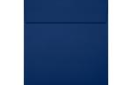 5 x 5 Square Envelopes Navy