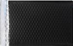 12 X 17 - LUX Matte Metallic Bubble Mailers Black