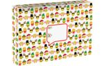 Mailing Box Large  Emoji Christmas