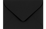 #17 Mini Envelopes Midnight Black