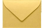 #17 Mini Envelopes Gold Metallic