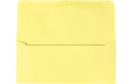 #9 Remittance Envelopes Pastel Canary