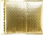 8 1/2 x 11 1/4 AirJacket Mailers Gold Glamour Bubble