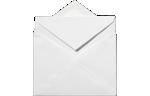 4 5/8 x 6 1/4 Inner Envelopes (No Glue) 70lb. Bright White