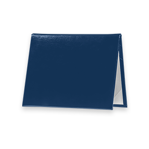 Blank 5 x 7 Diploma Covers