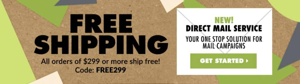 Envelopes.com Direct Mail Banner