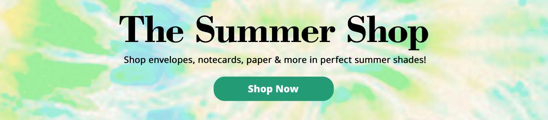 Summer Shop   Envelopes.com