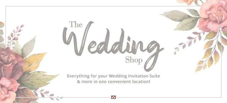 The Wedding Shop | Envelopes.com