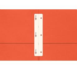 Blank Folders with Brads