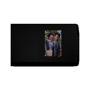 Fold-Over Easel 5x7 Photo Holder Frame